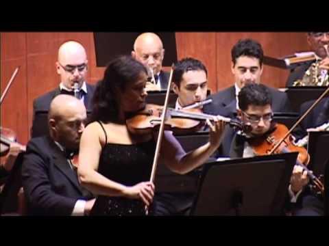 Rachel Varga - Mendelssohn Violin Concerto
