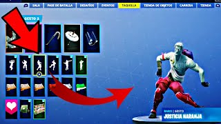 Comment obtenir le bal de la justice orange à Fortnite