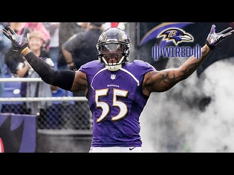 Terrell Suggs Mic'd Up vs. Raiders | Wired | Baltimore Ravens
