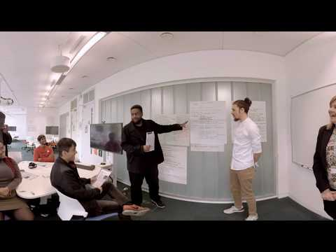 Business and Finance at Anglia Ruskin University (360 video)