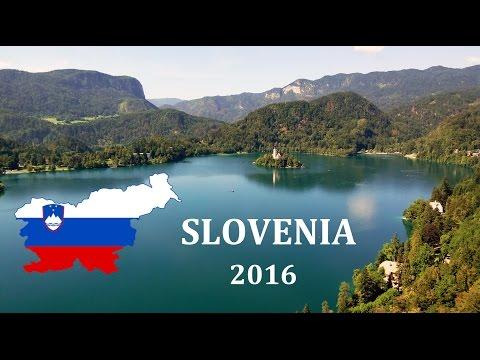 Motorbike Trip to Slovenia - Summer 2016