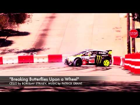 "BORISLAV STRULEV:""Breaking Butterflies Upon a Wheel"" MUSIC by PATRICK GRANT"