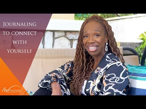 Journaling to Connect With Yourself - Lisa Nichols