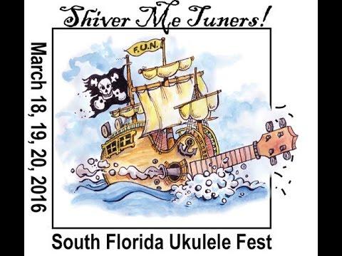 My Entry For : The South Florida Ukulele Fest