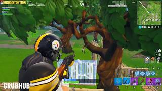 *NEW* NFL skin Fortnite Battle Royale