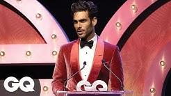Jon Kortajarena's Sexy Look Sends Crowd Swooning At GQ Awards