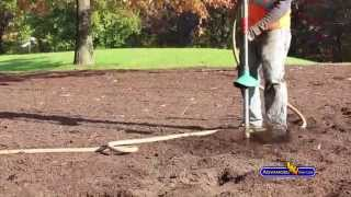 Advanced Tree Care - Aeration Verticle Mulching