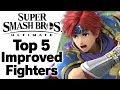 top-5-improved-fighters-in-smash-ultimate-super-smash-bros-aaronitmar