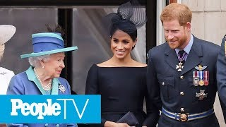 queen-elizabeth-visited-meghan-markle-prince-harry-frogmore-cottage-home-peopletv