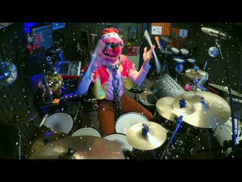 Erotomania - Animal Christmas Song (Drums Only)