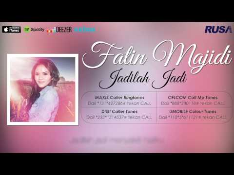 Fatin Majidi - Jadilah Jadi [Official Lyrics Video]