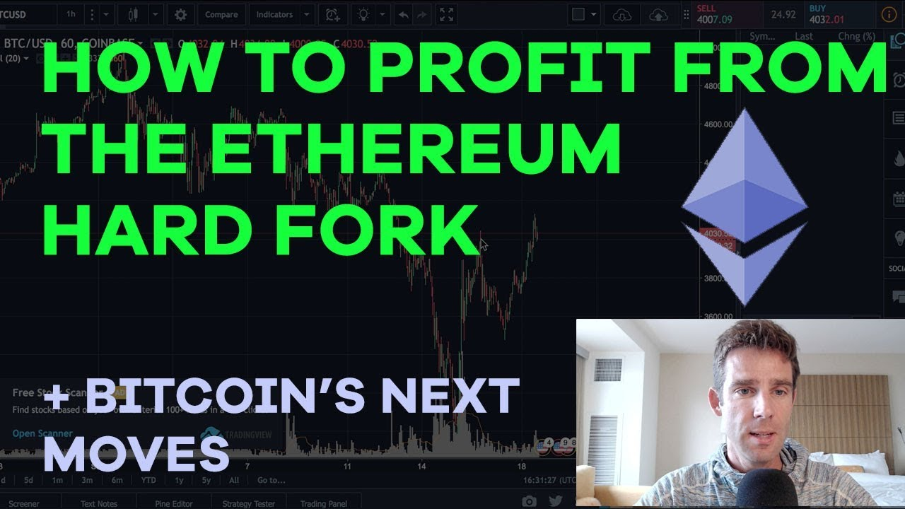 profiting from ethereum hard fork what s next for bitcoin pirate bay mining cmtv ep49