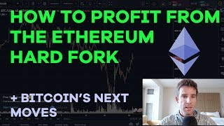 Profiting From Ethereum Hard Fork, What's Next For Bitcoin, Pirate Bay Mining - CMTV Ep49