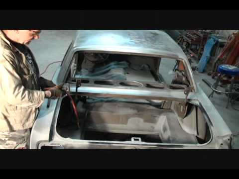 classic car restoration how to prep your rusted surface metal part 1 youtube. Black Bedroom Furniture Sets. Home Design Ideas
