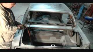 Classic Car Restoration-How To Prep Your Rusted Surface Metal. Part 1