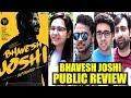 Bhavesh Joshi Superhero PUBLIC Review | 1st Day 1st Show | Harshvardhan Kapoor, Vikramaditya Motwane
