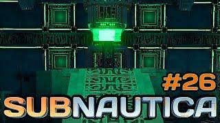 Subnautica #26 | MORE ALIEN FACILITIES thumbnail