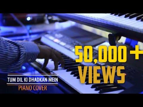 Tum dil ki Dhadkan mein Instrumental | Piano Cover | Subhranil Maity |