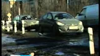 Ранняя весна раскрыла изъяны Петрозаводских дорог