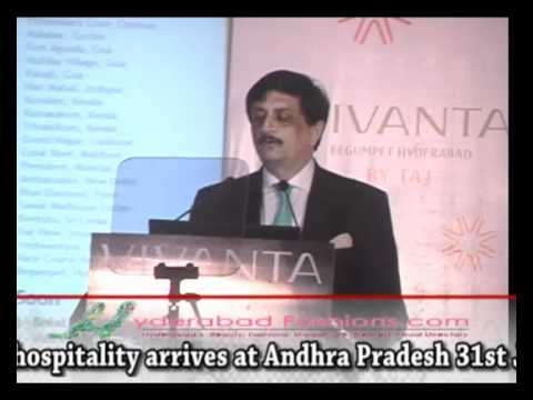 Vivanta by Taj Hotels and Resorts Speech