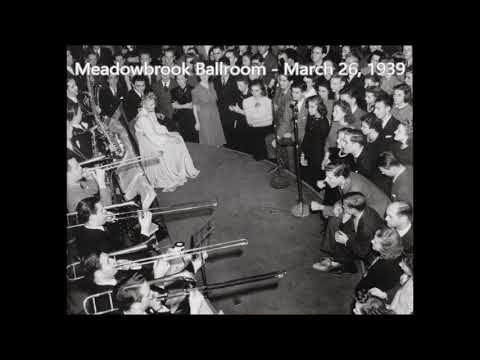 Glenn Miller - March 26th, 1939