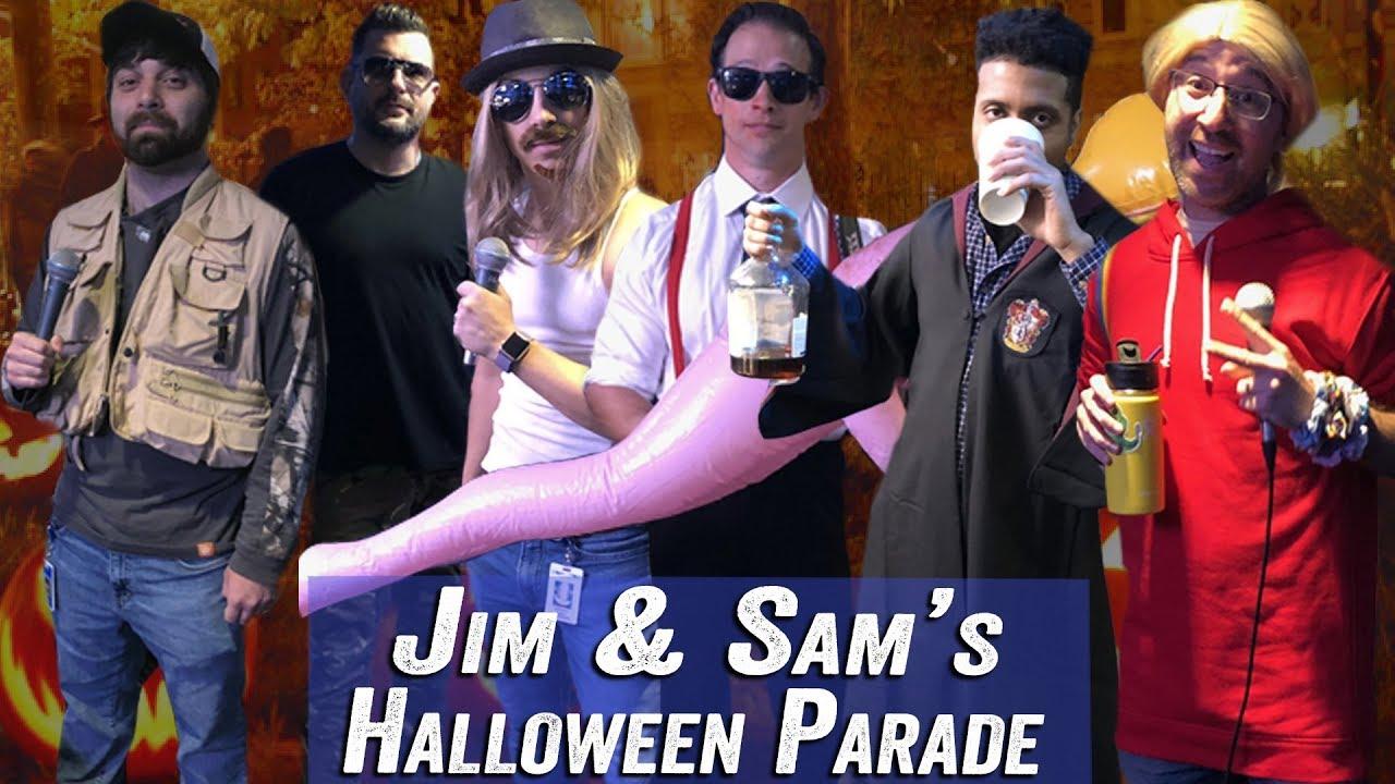 Norton Halloween Parade 2020 Jim & Sam's Annual Halloween Parade   Jim Norton & Sam Roberts