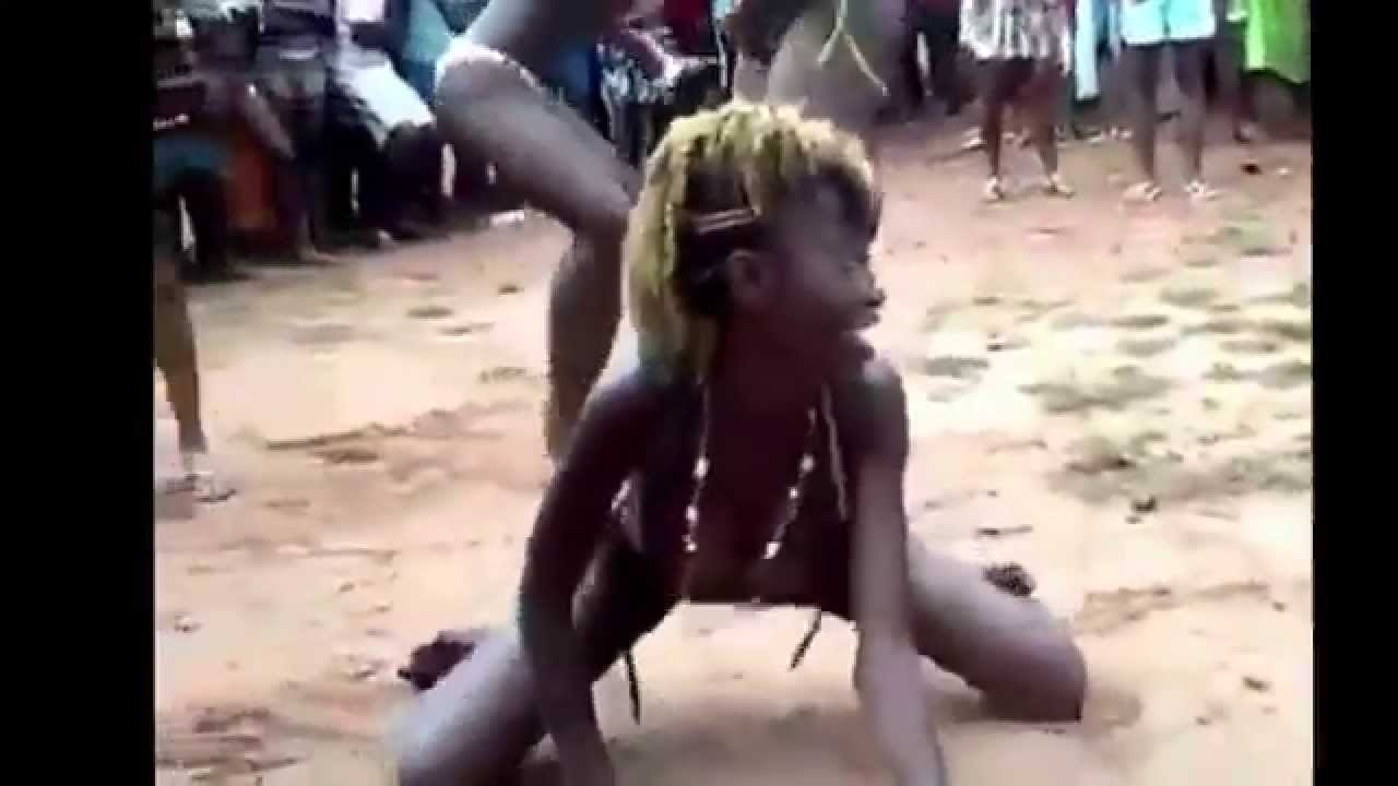 Twerking In Africa