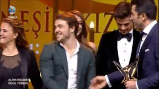 En İyi Dizi Güneşin Kızları - Altın Kelebek Ödülleri