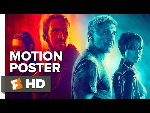 Blade Runner 2049 Motion Poster (2017) | Movieclips Coming Soon