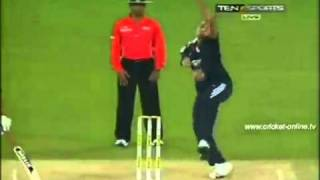 Abdul Razzaq's Best in 2010 T20s ODIs vs England South Africa   Cricket Video