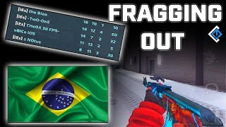 Fraggin Out With Brazilians - Critical Ops Special Ops Gameplay