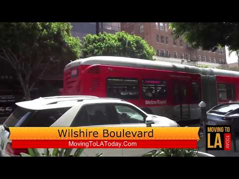MOVING TO LA: Episode 728: Walking Up Wilshire Again