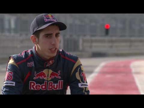 Interview de Sebastien Buemi - Toro Rosso