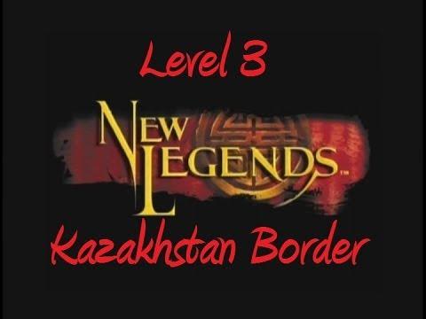 New Legends Level 3: The Kazakhstan Border