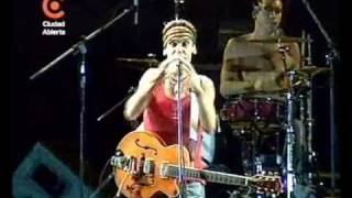Manu Chao Hamburger Fields/Merry Blues Buenos Aires 2005