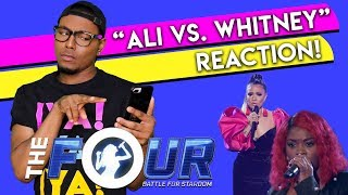 Ali Caldwell vs. Whitney Reign | S2E4 | THE FOUR
