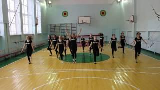 Студия танца СарыАрка. Ледяная симфония