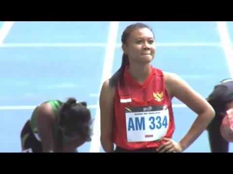 Athletics Women 400M T47 | Asean Para Games 2017