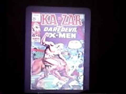 """Scott Shaw!s """"Oddball Comics"""" SDCC 1997"""