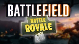 Battlefield 5 - Un mode Battle Royale ?