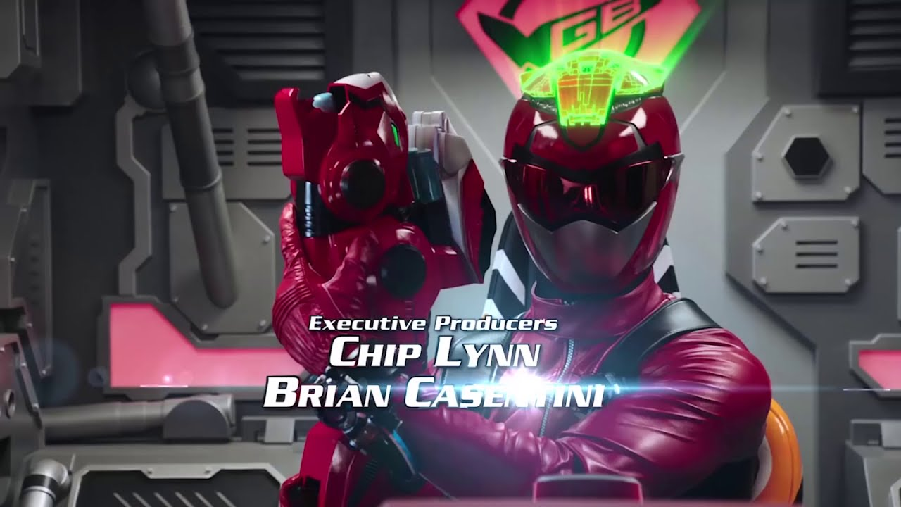 Power Rangers Beast Morphers - Official Opening Theme and Theme Song |  Episode 1 First Look