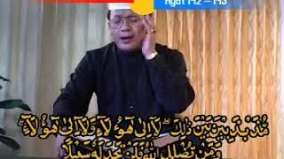 H Muammar ZA - Amazing Satu Tarikan Nafas Surah An Nisaa 143 | Legenda Qori Indonesia