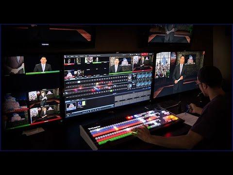 Videolink NewTek Elite Partner Canada - NewTek Tricaster