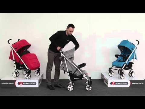 Коляска трость Euro-Cart Mori