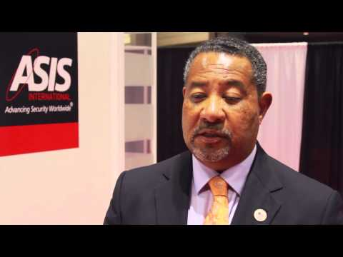 Microsoft Chief Security Officer Mike Howard talks about ASIS membership