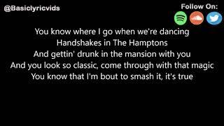Social House - Magic In The Hamptons (feat. Lil Yachty) (Lyrics)