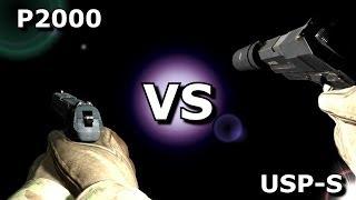 CS:GO -  P2000 VS USP-S thumbnail