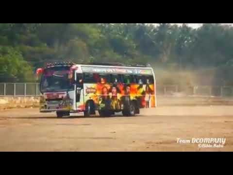 Delmon Holidays Kerala Tourist Bus Prakash Bus Body Bus Graphics Youtube