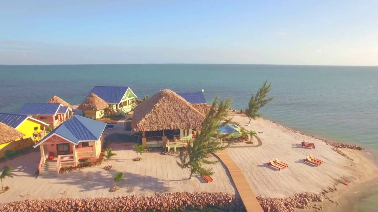 Caye Island Belize Long