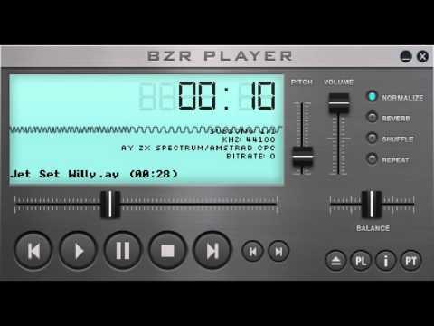 Jet Set Willy, game music (ZX Spectrum 48K)